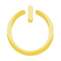 Brique bouton-poussoir